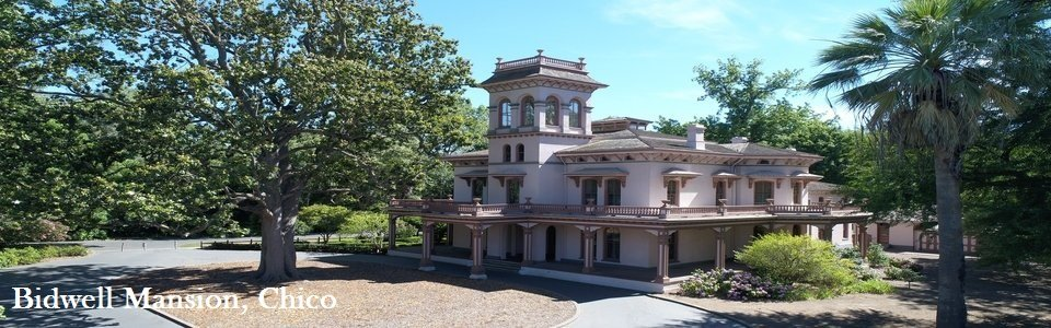 Bidwell, Mansion